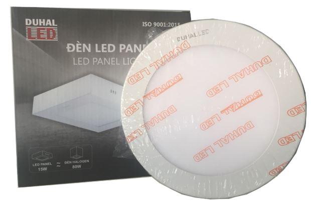 ảnh đèn led panel ốp trần sdgc duhal