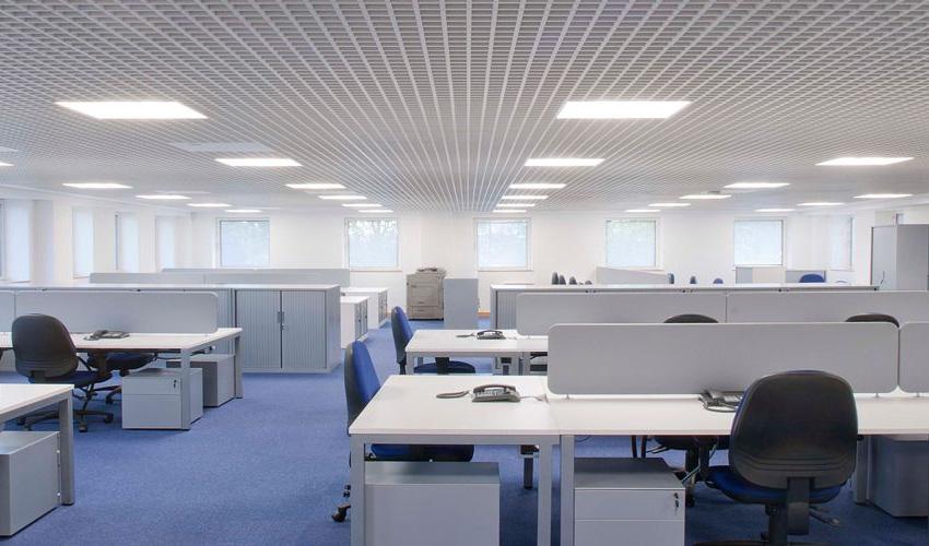 chọn đèn led panel theo từng loại trần