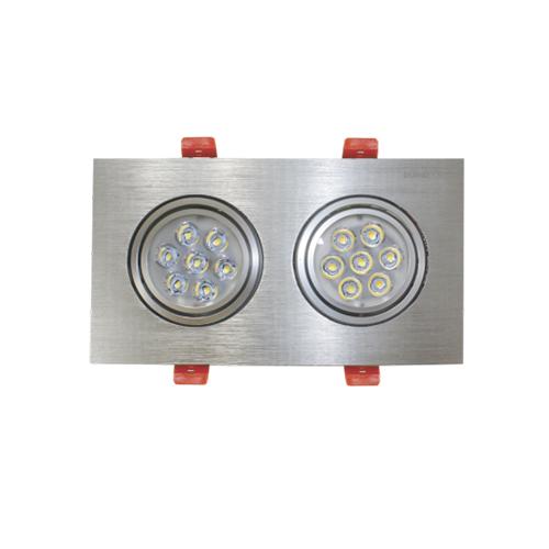 Đèn âm trần led chiếu điểm 14W SDFC206 Duhal