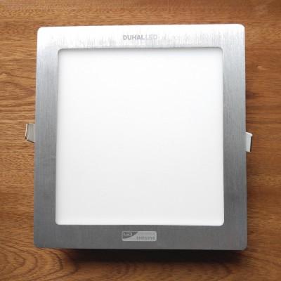 mặt trước đèn led panel âm trần sdgv duhal