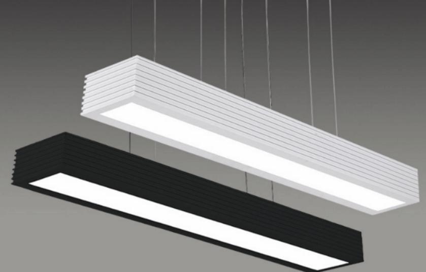cách lắp đèn panel thả trần