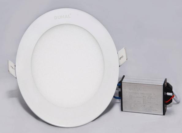 ưu điểm đèn led panel tròn