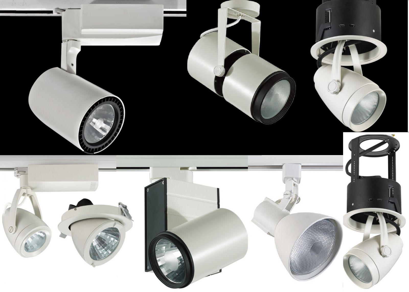 so sánh đèn led pha và đèn spotlight