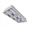 Đèn máng led âm trần đui E27 30W PQX605 Duhal