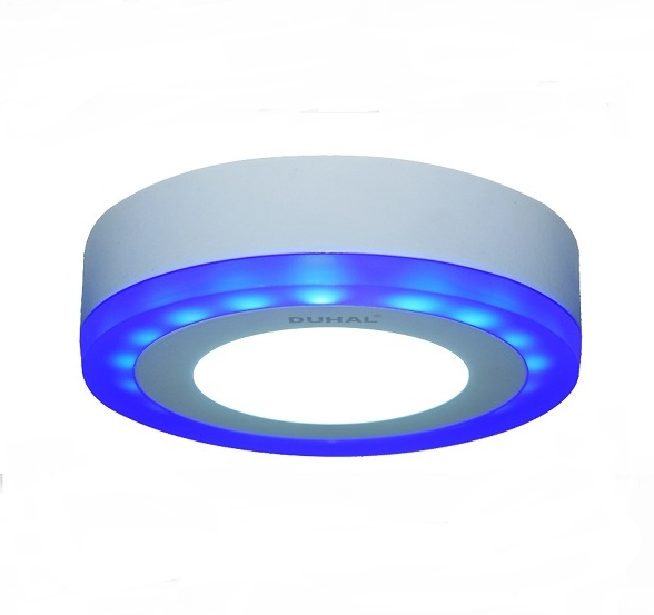 đèn panel đổi màu 3w dgc503b