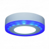 đèn led panel đổi màu 6w dgc506b duhal