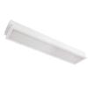 Máng đèn led tán quang âm trần chụp mica 1x9w LLA109 Duhal