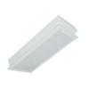 Máng đèn led tán quang âm trần chụp mica 2x9w LLA209 Duhal