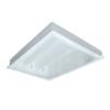 Máng đèn led tán quang âm trần chụp mica 3x9w LLA309 Duhal