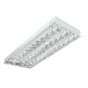 máng đèn led phản quang âm trần duhal lca318 3x18w