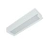 Máng đèn tán quang gắn nổi chụp mica 1x9w LLN109 duhal