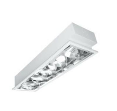 máng đèn led phản quang âm trần 1x9w LCA109 Duhal