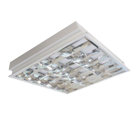 Máng đèn phản quang âm trần LCA120 Duhal
