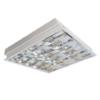 máng đèn led phản quang âm trần 3x9w LCA309 Duhal