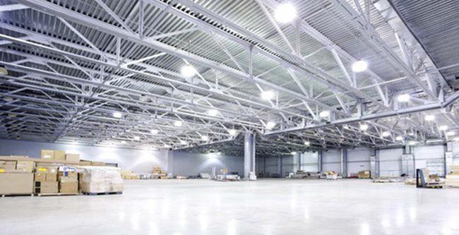 ứng dụng của đèn led pha trong chiếu sáng công nghiệp
