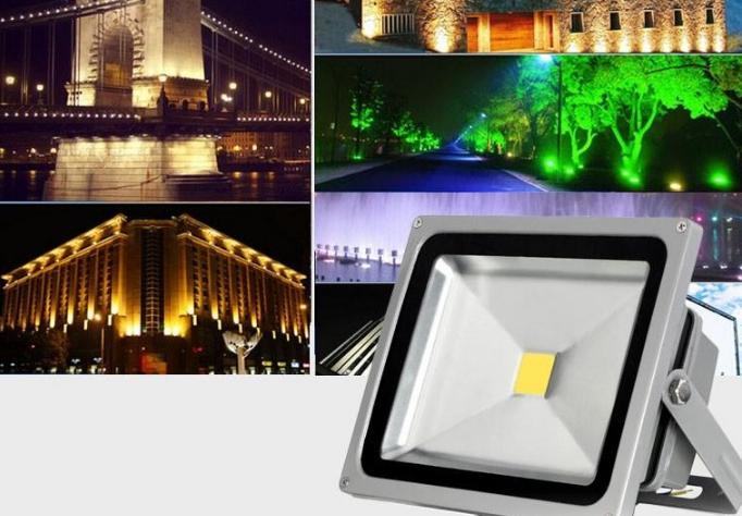 ứng dụng của đèn led pha