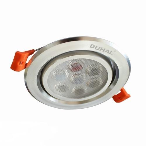 Đèn led âm trần chiếu điểm 7W SDFN207 Duhal