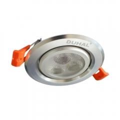 Đèn led âm trần chiếu điểm 3W SDFN203 Duhal