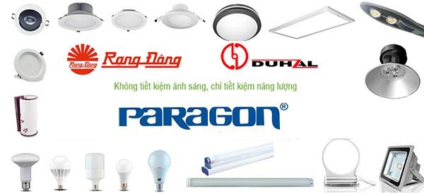 Các hãng đèn led nổi tiếng