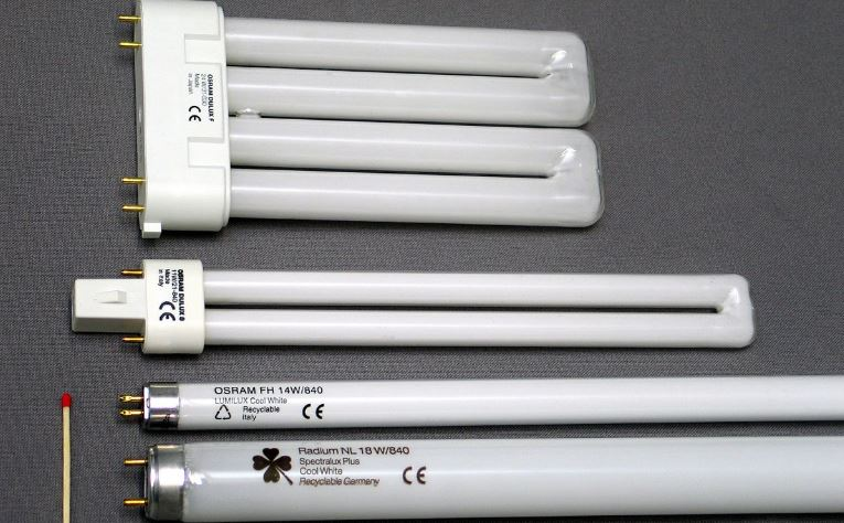 các loại bóng đèn huỳnh quang
