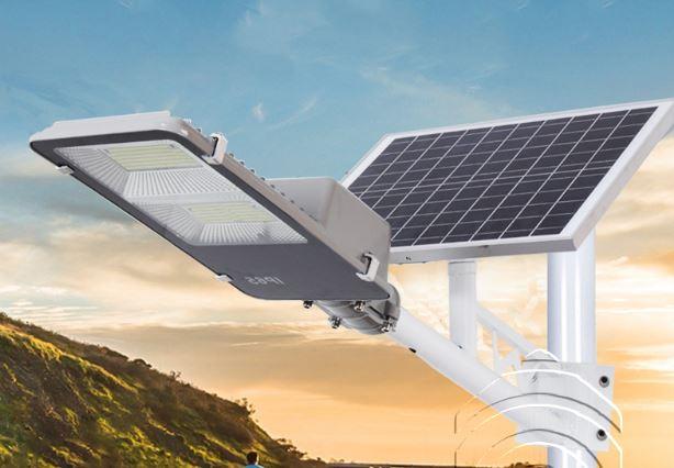 tìm hiểu đèn đường năng lượng mặt trời