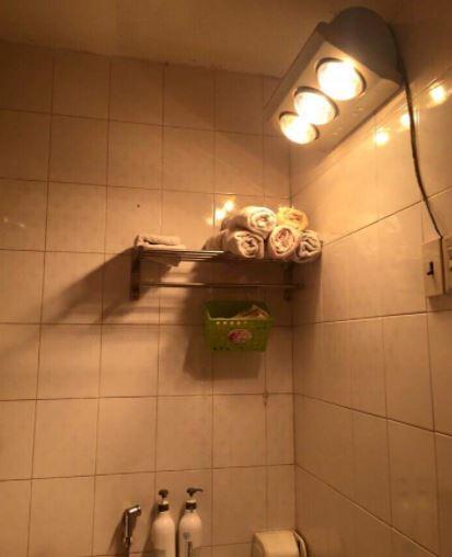 bóng đèn sưởi phòng tắm