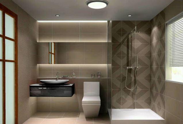 đèn ốp trần cho phòng tắm