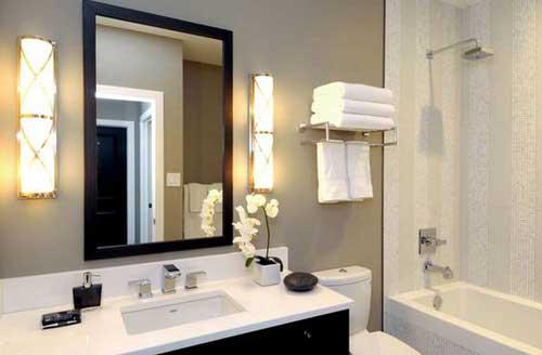 đèn tường phòng tắm
