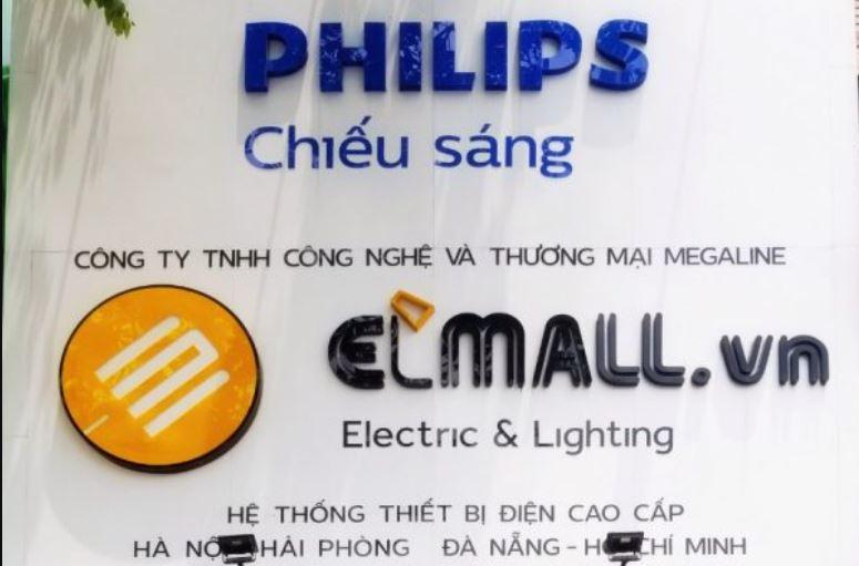 hệ thống phân phối đèn led