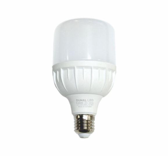 Bóng led công suất cao 20W IP54 2200lm KLB0202 Duhal